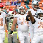 Pro Bowl 2013-2014 チーム・ライス vs チーム・サンダース