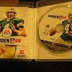 売ります:PS3版 MADDEN(マッデン) NFL 09(日本語マニュアル)