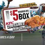Madden10:本国ではKFCとコラボ