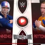 【WWE 2K17】最終決戦!ペイトン・マニング vs イーライ・マニング!!
