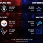 【NFL 2016-2017】死闘を制しプレーオフに集う戦士たちよ、デテクイヤ!(NFC編)