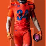 【近未来?】何か凄い、法政大学体育会アメリカンフットボールの新ユニフォーム(ジャージ)
