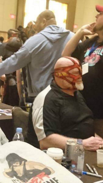 ビッグワン・ベイダー WWE