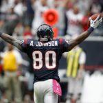 【テキサンズ】WRアンドレ・ジョンソンがテキサンズにて引退