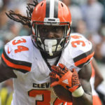 Isaiah Crowell アイゼイア・クロウェル