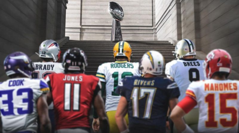 NFL2018 predictions 予想