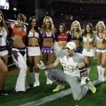 Pro Bowl 2014-2015:チーム・アービン vs チーム・カーター