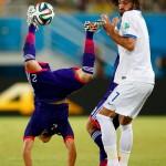 ワールドカップ(W杯)2014:日本vsギリシャは痛恨のドロー!