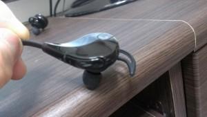 ワイヤレス スポーツ ヘッドセット QY7