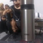 JETS狂のススメ:THERMOS(サーモス) FFM-350 SBK