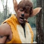 2015年4月3日放談:実写版バンビの主役にロック様[w11]