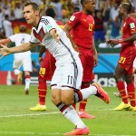ワールドカップ2014(W杯):ドイツ!まさかのドロー!