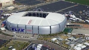 University of Phoenix stadium スーパーボウル49 2015