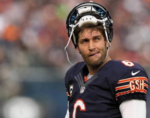 Jay Cutler bears