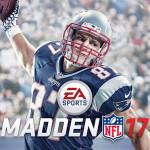 【朗報:MADDEN】マッデン17(MADDEN NFL 17)のカバーは グロンコウスキー!