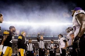 NFL2014 レイブンズ スティーラーズ ワイルドカードプレーオフ