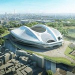 2015年7月8日放談:新国立競技場の改築費 2520億円で決定(4割屋根) ∑(゜ Д゜)